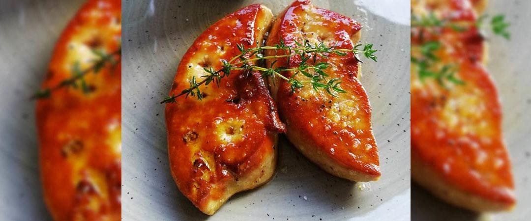 Le foie gras du Périgord