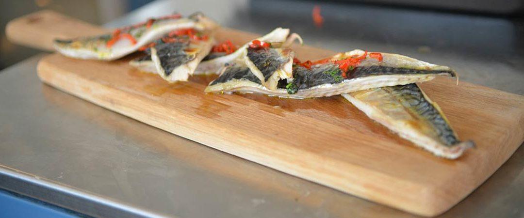 Lotte au chorizo : recette gourmande