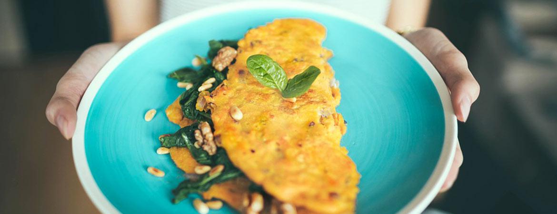 Recette facile d'omelette aux truffes